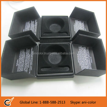 High Quality Rigid Cardboard Cosmetics Packaging Box
