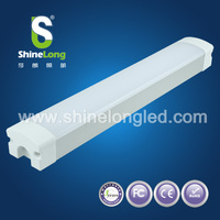 110lm/w 2FT 4FT 5FT TUV UL DLC cUL IP65 LED Linear Light Fixture
