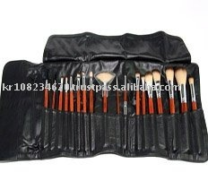 18 Piece Brush Set, Cosmetic Brush, Makeup Brush, OEM