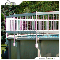 Above Ground Pool Fence
