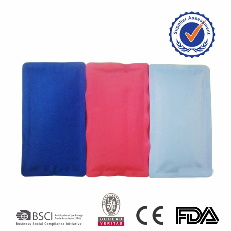 Hot Cold Reusable Gel Pack Nylon
