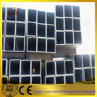 HSS building material galvanized hollow section square tube