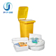 Wheelie Bin Oil Spill Kits For Emergency Oil spill control, Hazchem leakage, universal absorbing