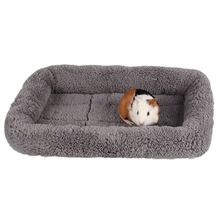 Memory Foam Dog Bed and Anti-Microbial Waterproof Non-Slip Cover Handmade dog bed