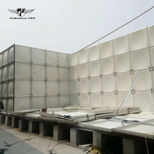 18000 litres attractive appearance rectangular grp water storage tank in india
