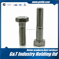 Stainless steel M36 A4-70 hex nuts bolts