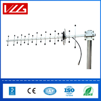 2000-2500MHz GSM Wireless Outdoor TV Yagi Antenna