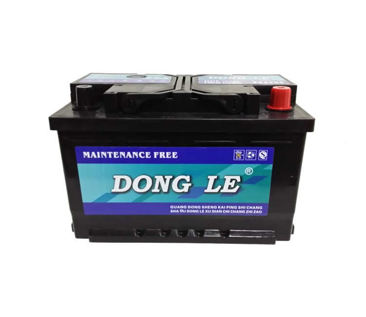 DONG LE 56318MF High Cranking Power Auto Quick Start Car Battery