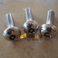 Hot Sale Titanium Torx m8 Bolt