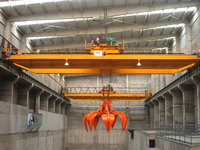 High quality 10 ton overhead crane grab price, double girder gantry crane , claw crane vending machines for sale in Suzhou