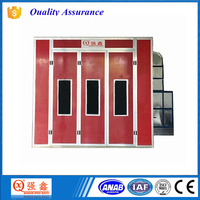 Factory Price CE Certification Water Base Paint Booth