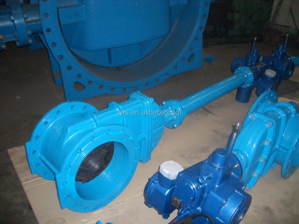 Expanding Gate Valve with Extended Stem PN16