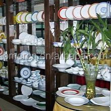 Red Glazed German dinner plates/ modern restaurant plates wholesale & Red Glazed German dinner plates/ modern restaurant plates wholesale ...