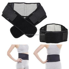 Medical Self-heating Elastic Tourmaline Magnetic Therapy Waist Belt