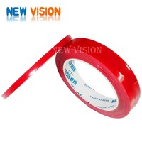 Waterproof strong adhesion 3M Scotch VHB Tape clear acrylic foam vhb double sided tape