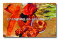 plastic food custom printing placemat table mat wholesale