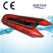 high quality 4.3m inflatable boat for sale