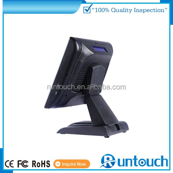 "Runtouch RT-6800A EPOS TILL Touch Screen POS Systems 15"" desktop android pos Retail POS"