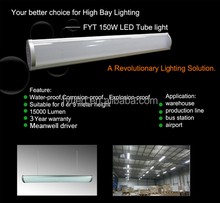 ip65 ex-proof led linear light, led high bay ce rohs tuv saa ul dlc approved