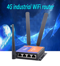 Wireless Router Password 4G Modem LTE Bus WiFi Router