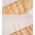 50Pcs Bamboo Skewers For BBQ Kebab Fruit Chocolate Fountain