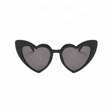 Heart shaped sunglasses women 2018 vintage cat eye sun glasses uv400 S028
