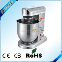 Low noise commercial food mixer machine price 2014 for hot selling (TL-10L)