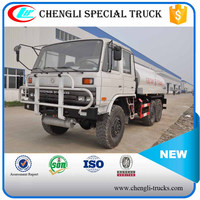 Dongfeng 10000L 6x6 All Wheel Drive Military Off-road Fuel Refiling Refuelling Truck