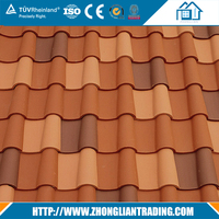 Foshan Villa Clay Roof Tile