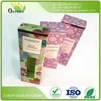 Make To Order Various Products Recycled Materials Packing Box Design