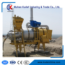 Asphalt Mixing plant with production capacity of 10tons per hour