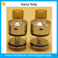 Great Flavour 316SS Narta rdta Dual Airflow on Single Coil Coppervape Narta atomizer in Stock Now!!