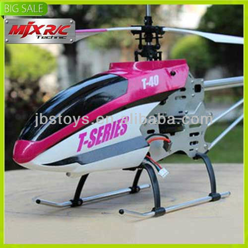 T640C MJX 2.4G 3 Channel Big RC Helicopter with Camera