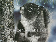 high quality wild animal oil painting