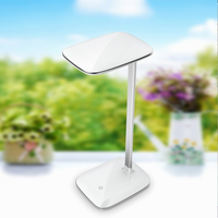 Wholesale innovative design portable led table lamp with power bank 2016