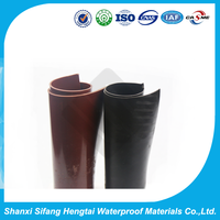 Two component PU waterproof coating