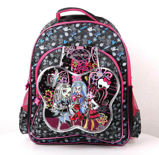 2014 Europe and America Hot Selling New Designl Bag Of Monster High Bag