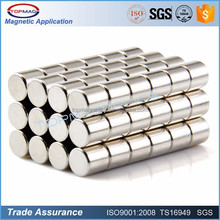 Wholesale Motor Bonded Permanent neodymium magnets N52