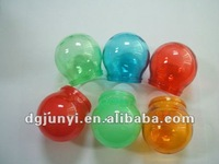 New! 2012 low price good quality household colorful LED plastic lamp cover mould