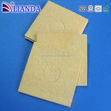 Highly absorbent bath cellulose sponge,cellulose sponge for body cleaning,remove oil compressed expanding sponge