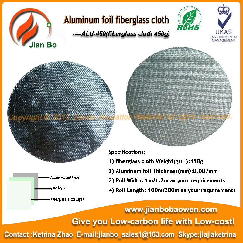 Other Heat Insulation Materials Type foil insulation aluminum foil fiberglass
