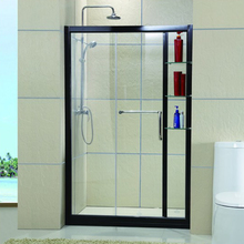 Factory price custom size sliding shower screen, shower door, shower stall KDS-PD03B