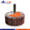 Rubber Flap Polishing Wheel with Handle