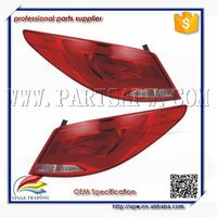 Car Auto Accessories Modified LED Tail Lamp Rear Light Back Lights for Hyundai Accent Verna Solaris 2011-13 year