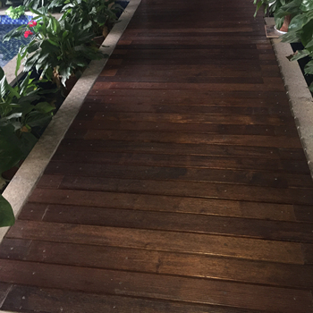 Outdoor Usage Merbau Flooring Solid Wood Flooring Type outdoor tiles/deckings