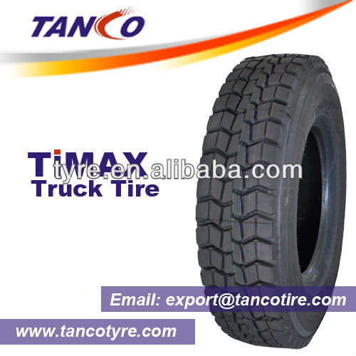 Radial Truck Tire 10.00R20 11.00R20