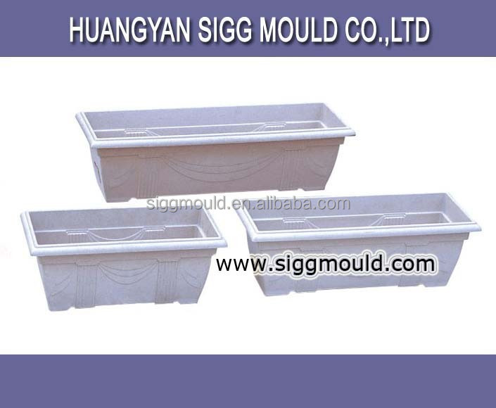 make tooling for plastic pot /flower pot /vase