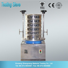 All-purpose soil testing sieve in testing equipment