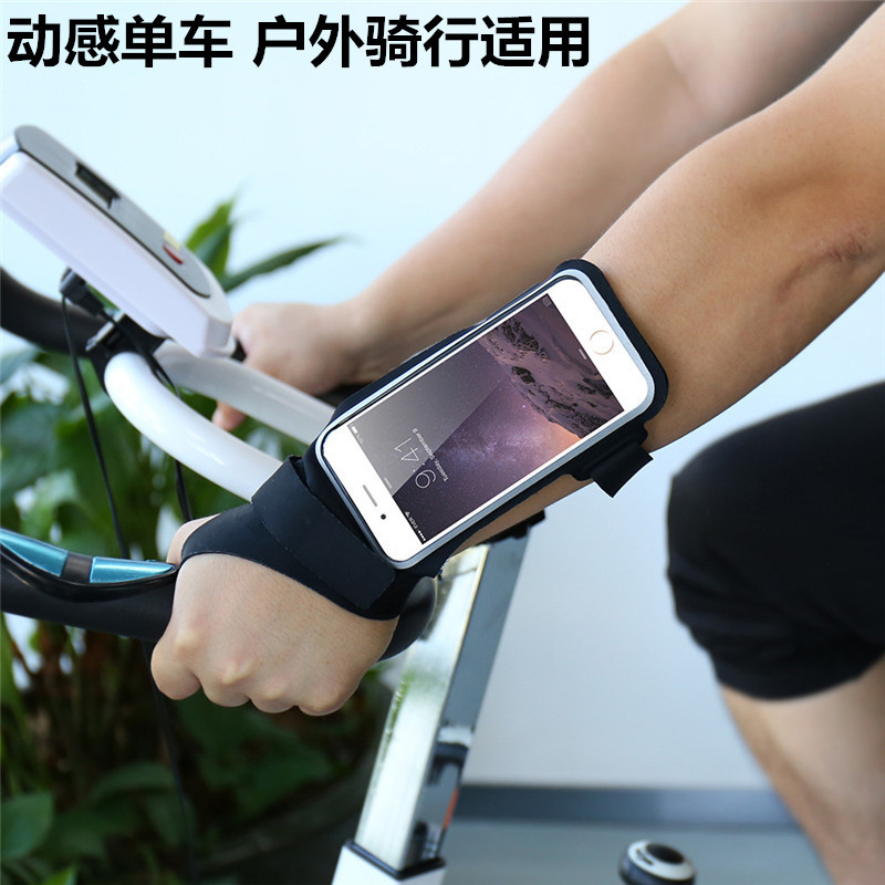running cell phone arm packages wrist bag,fitness phone wrist bag case