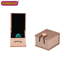 Best Gifts 2018 Fashion Jewelry Handmade Wood Resin Ring, Rings Jewelry Women
